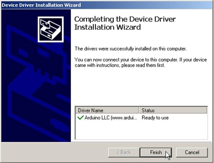 Cài đặt driver và Arduino IDE 10
