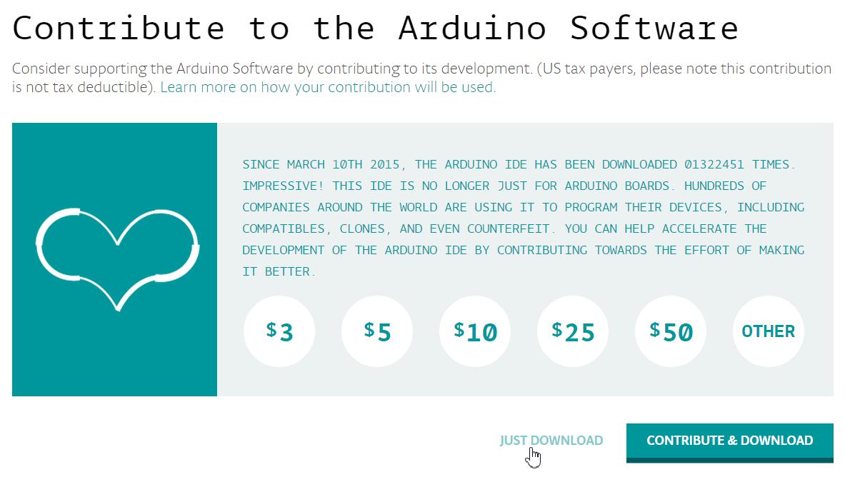 Cài đặt driver và Arduino IDE 2