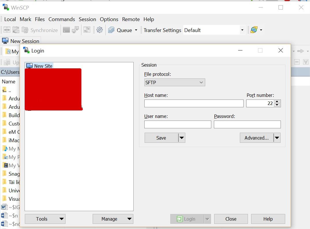 Sử dụng WinSCP, Notepad++ để chỉnh sửa file cho Orange Pi