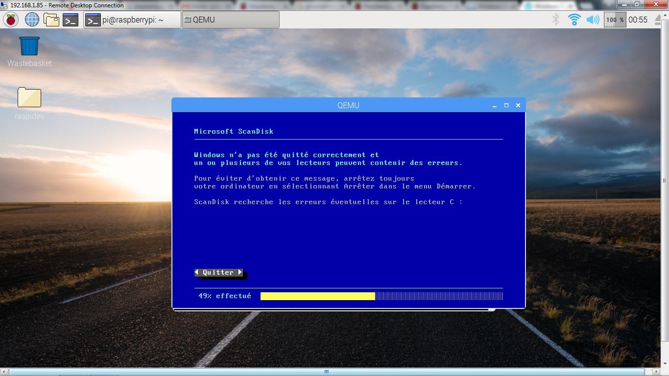 Windows 98 trên Pi Zero W - Phép màu công nghệ | Cộng đồng